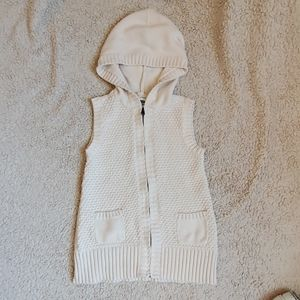 Cute Girls Knit Vest
